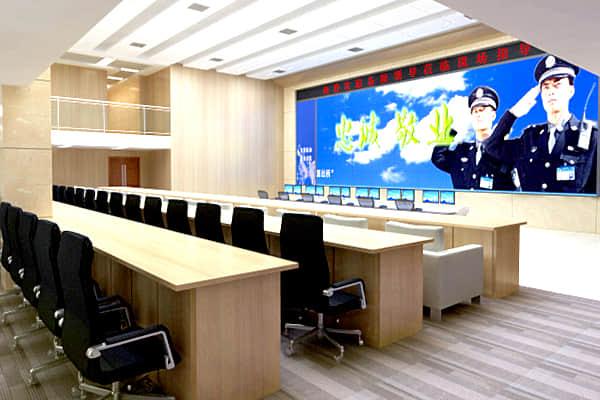 110接警指揮中心平台工作室